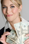 Bigstock money girl 4609561